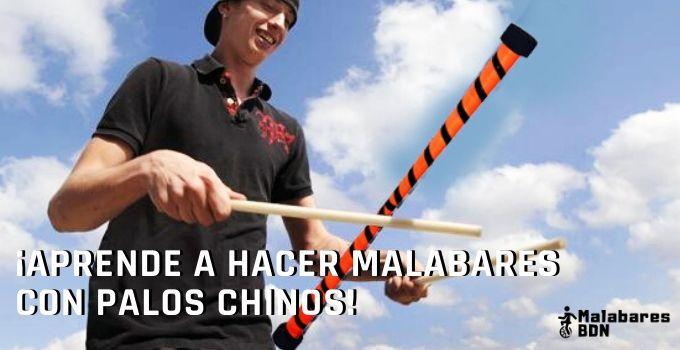 aprende a hacer malabares con palos chinos portada
